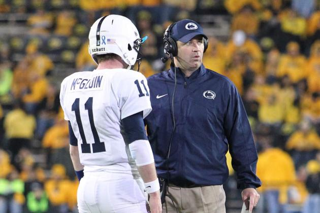 Penn State Football: Debating Whether Nittany Lions Are Best Team in Big Ten