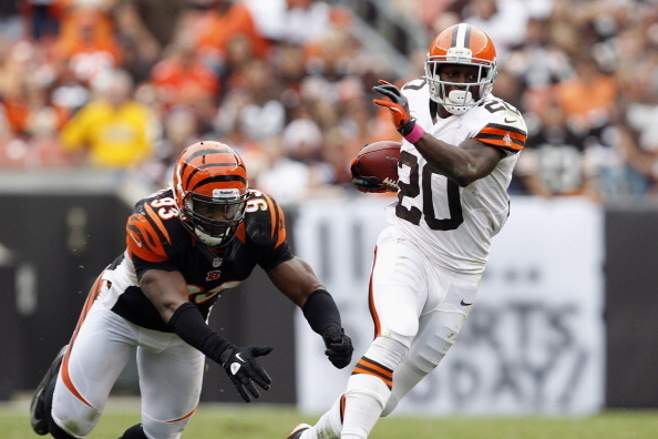 Montario Hardesty: Trent Richardson's Status Doesn't Give RB Fantasy Value