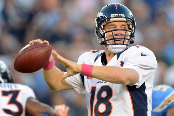Peyton Manning: Broncos QB Will Solidify MVP Case vs. Saints