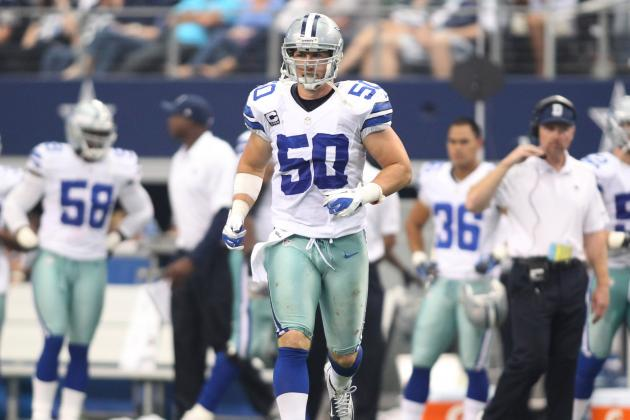 Sean Lee's Injury Might Have Been the Final Straw for the 2012 Dallas Cowboys