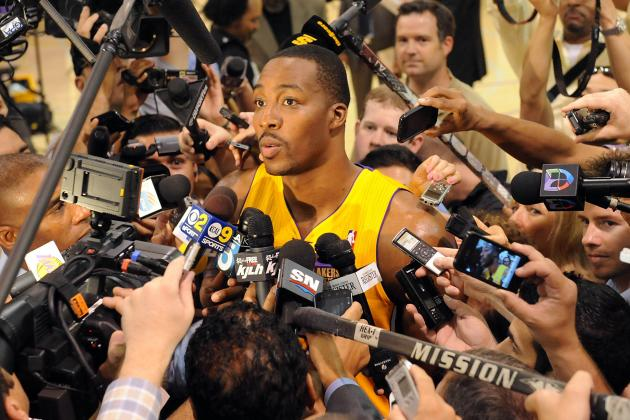 Why Dwight Howard Would Be Insane to Leave L.A. Lakers as a Free Agent