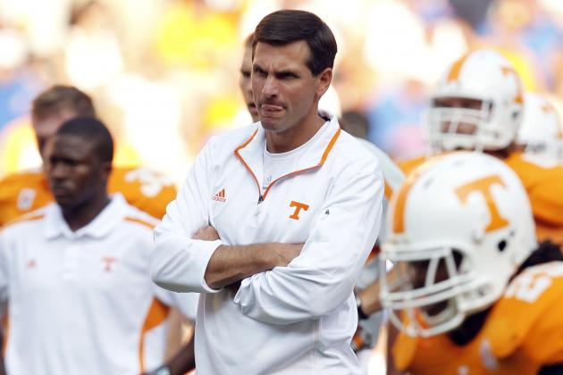 Buying out Derek Dooley and Staff Could Cost as Much as $9.3 Million