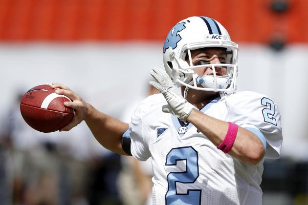 College Football Picks: N.C. State Wolfpack vs. North Carolina Tar Heels