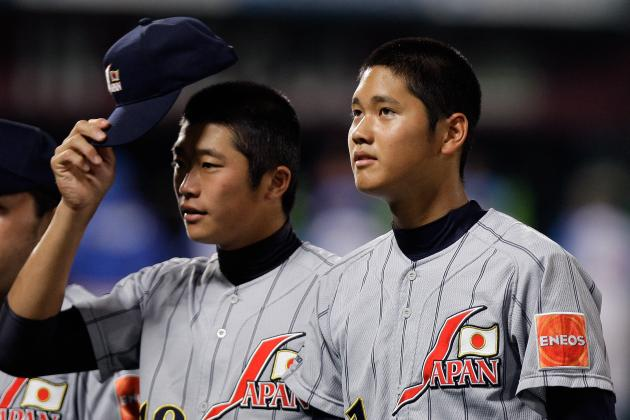 Meet New York Yankees' Potential Japanese High School Target Shohei Otani