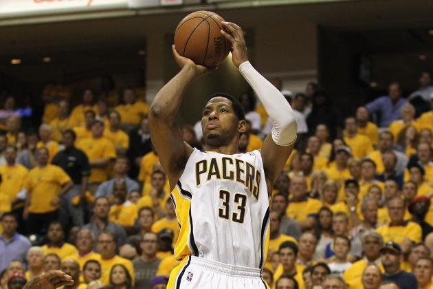 CLEVELAND: Granger Returns to Pacers in Win over Cavaliers