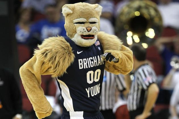 Players Anxious for Cougar Tipoff, the Annual BYU Exhibition Scrimmage