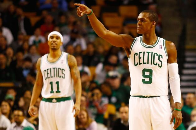 Boston Celtics: Why Rajon Rondo Could Be the NBA's MVP