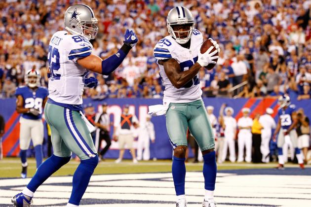 Is Kevin Ogletree the Answer as Dallas Cowboys Third Wide Receiver?