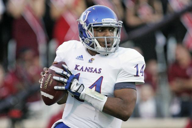 Kansas Coach Charlie Weis Names Michael Cummings Starting QB
