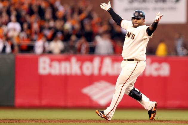 2012 World Series: Exploring the San Francisco Giants' DH Possibilities