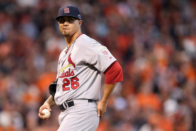 MLB Free Agency 2013: New York Yankees Pursuing Kyle Lohse This Winter?