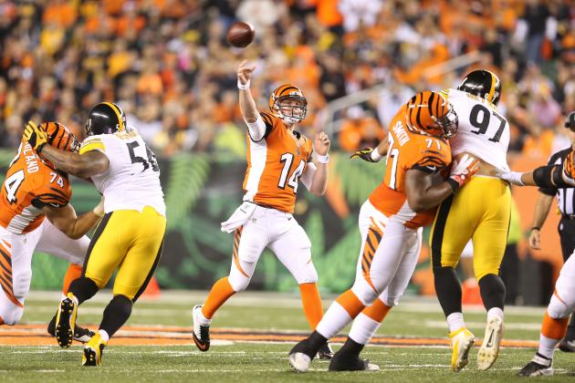 Breaking Down Andy Dalton's Form at the NFL's Midseason Mark