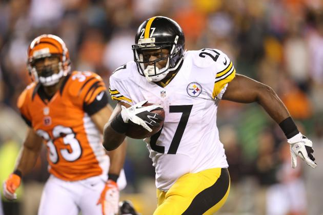 Jonathan Dwyer: Why the Steelers RB Can Save Your Fantasy Football Season