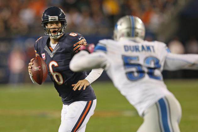 Chicago Bears: Jay Cutler Doesn't Care What Anyone Thinks of Him