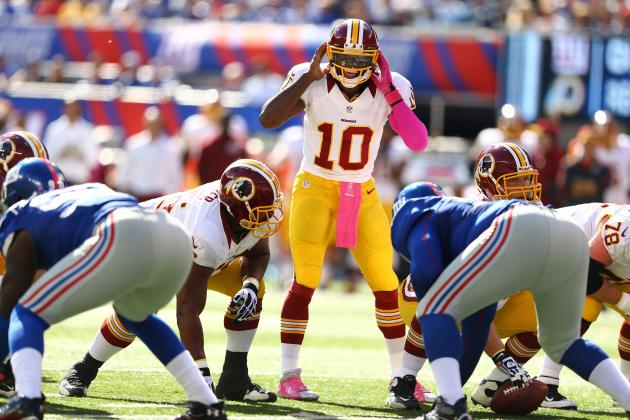 Washington Redskins: How Long Will It Take Until RGIII Faces Durability Issues?