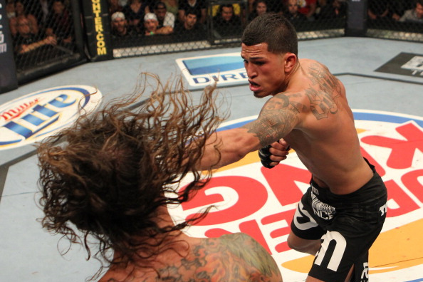 The Tough Luck Continues for Anthony Pettis