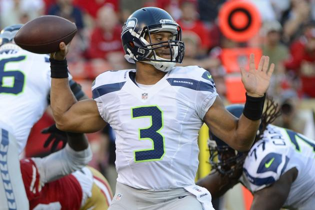 Breaking Down Russell Wilson's Form at the NFL's Midseason Mark
