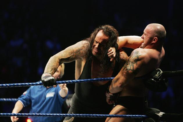 Backstage Update on Undertaker, May Miss WrestleMania