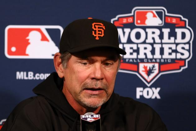 2012 World Series: Jim Leyland and Bruce Bochy Are Essential to Their Team