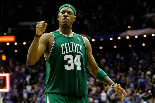 Do the Boston Celtics Still Want Paul Pierce to Take the Last Shot?