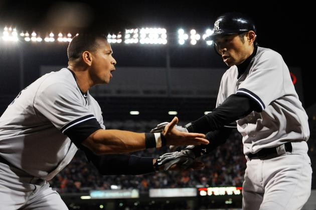 Alex Rodriguez and Ichiro Suzuki Teach Us a Valuable Lesson