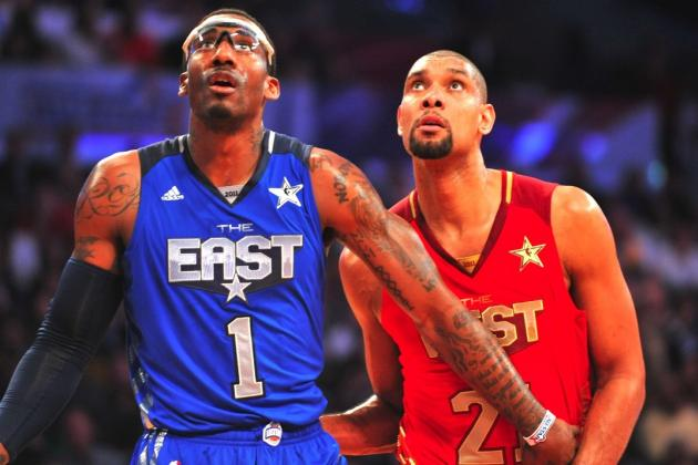 NBA All-Star Voting Change: League Drops C and F Positions from Ballot