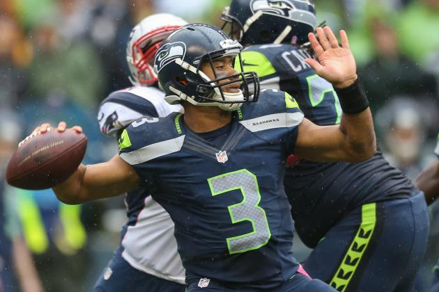 Can Russell Wilson Keep Seattle Seahawks in NFC West Contention?