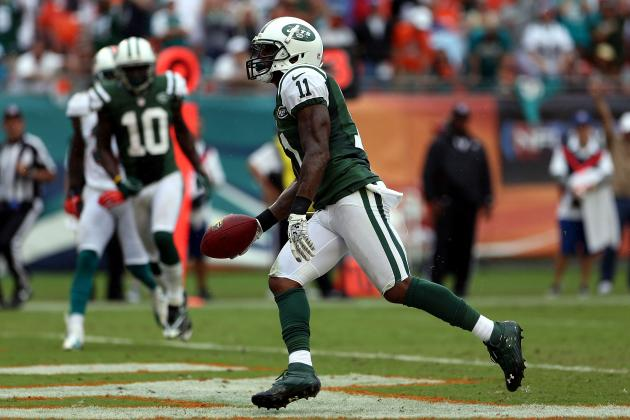 Jeremy Kerley: Starting Jets WR Is Essential in Week 8