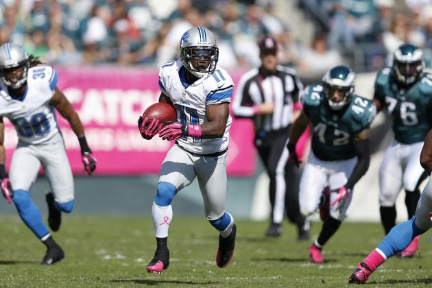 Detroit Lions' Fans Are Likely Stuck with Stefan Logan & More NFC North News