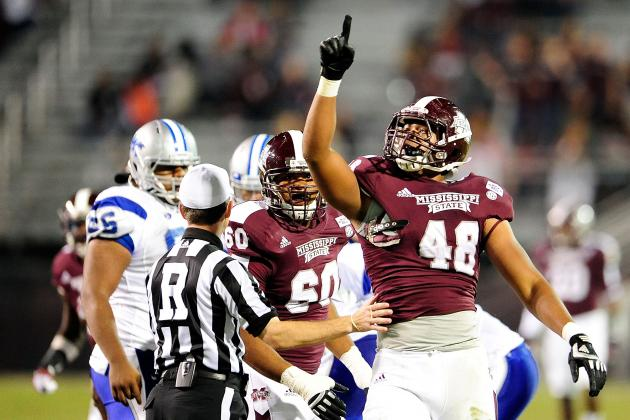 Mississippi State vs. Alabama Football: 3 Keys for the Bulldogs to Have a Chance