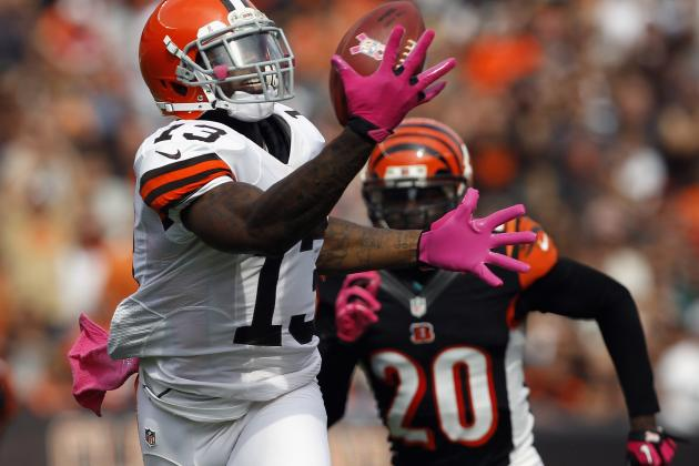Josh Gordon: What Last Week's Performance Tells Us About WR's Future