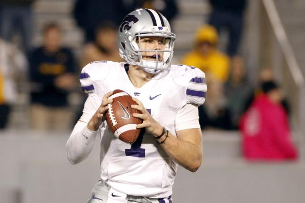 Heisman Watch 2012: Breaking Down Top Candidates' Vegas Odds to Win