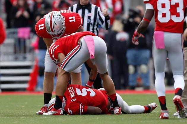 Ohio State Football: Urban Meyer Should Rest Braxton Miller Against Penn State