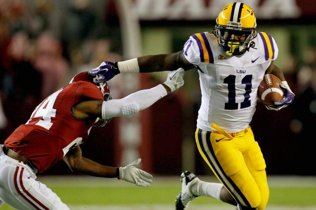 Alabama Won't Be in BCS Title Game This Year If It Loses to LSU Again