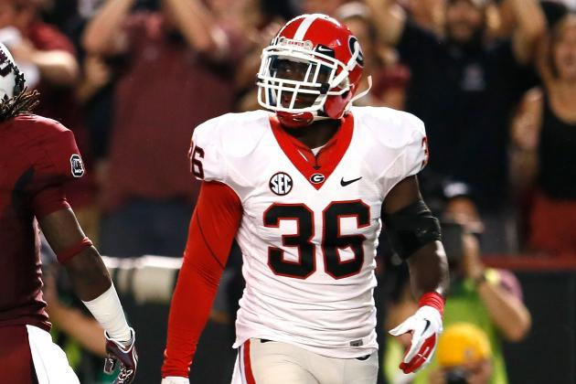 Georgia DB Shawn Williams Thinks the Bulldogs' Defense Is 'Soft'