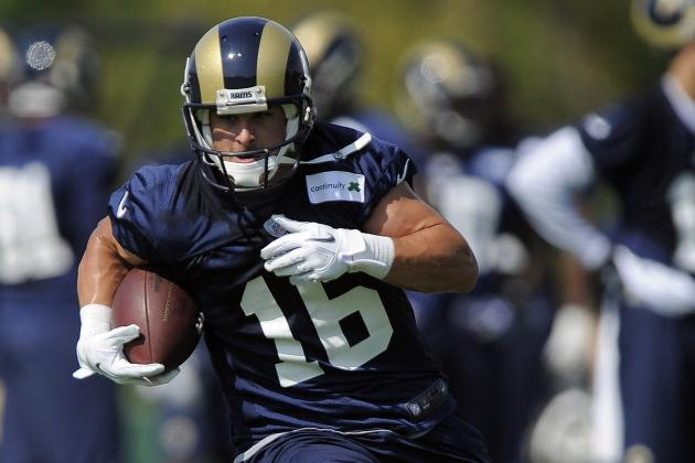 Danny Amendola Makes a Surprise Appearance at Practice, Plus More NFC West News