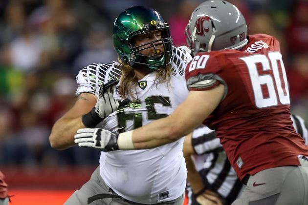 DUII Charge Against Ducks D-Lineman Dropped