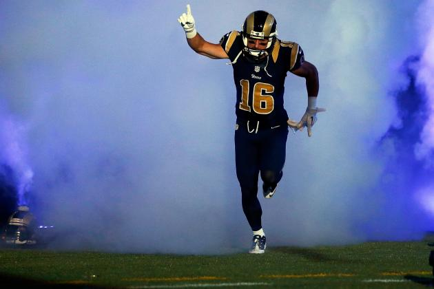 Danny Amendola: Projecting When to Expect Rams Star Back from Injury