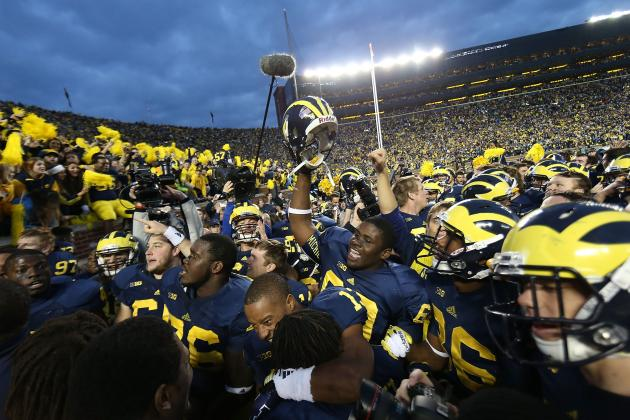 Debate: What Is Your Favorite All-Time Moment at the Big House?