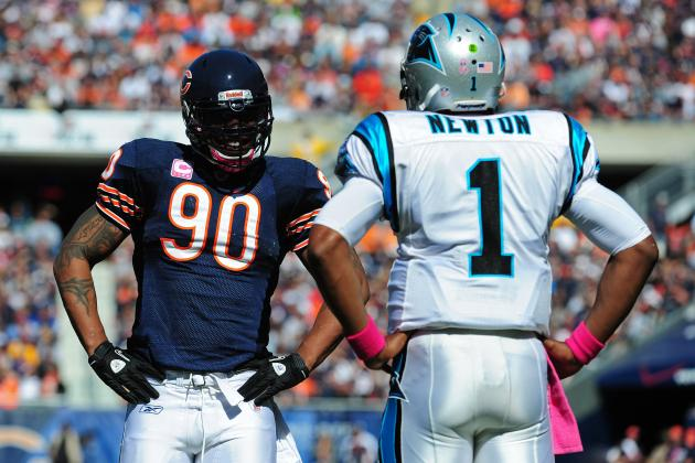 Bears vs. Panthers: Analyzing the Carolina Offense for Week 8
