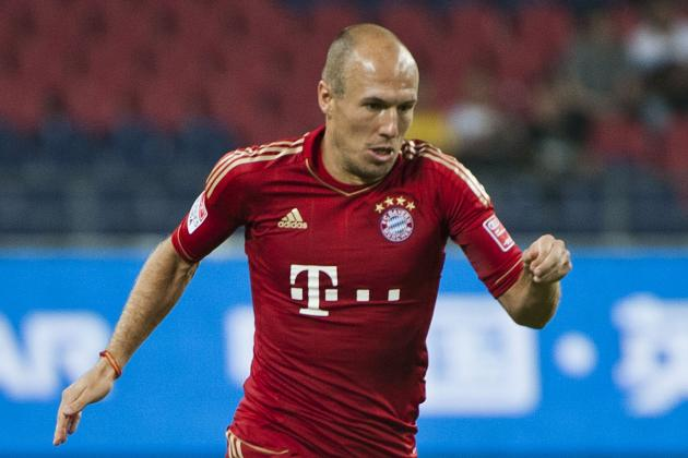 Robben Reveals Retirement Thoughts