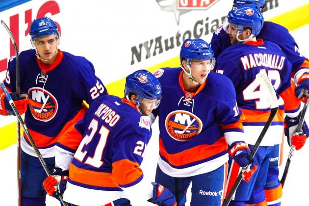 New York Islanders Moving to Brooklyn's Barclays Center