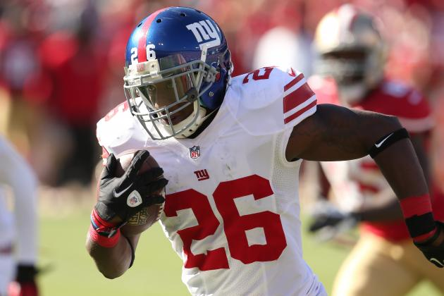 Antrel Rolle Says Giants Will Show 'Who's the Better Team' Sunday vs. Cowboys