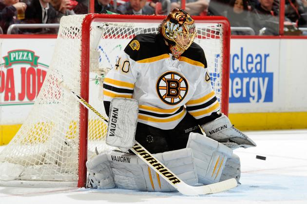 Boston Bruins: Goalie Tuukka Rask's Injury May Be Nothing to Worry About