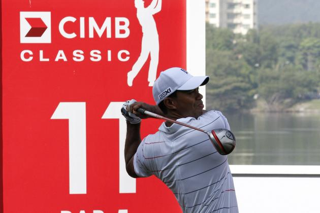 CIMB Classic 2012: Tee Times, Date and TV Schedule
