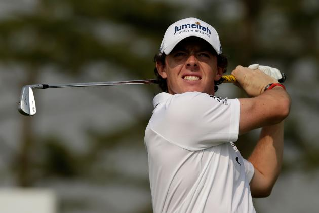 BMW Masters 2012: Tee Times, Date and TV Schedule