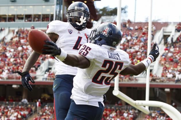 Ka'Deem Carey Emerging as Bona Fide Superstar in Arizona Backfield