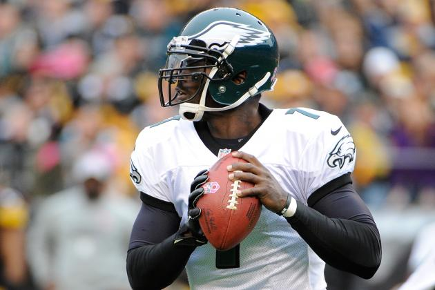 Michael Vick Still Confident as Eagles Quarterback
