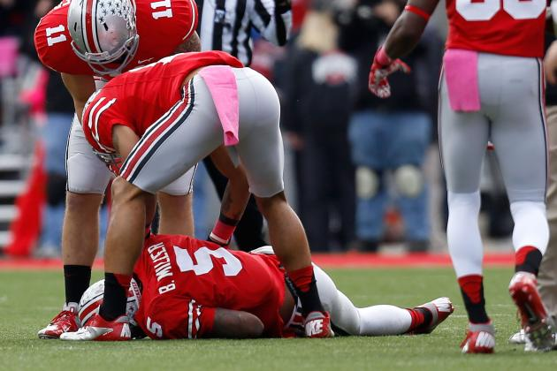 Ohio State Football: Braxton Miller's Questionable Status Is the Right Move