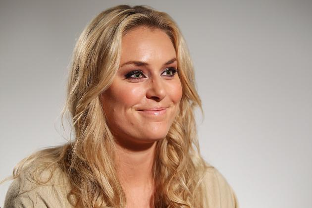 Lindsey Vonn: Superstar Skier Wisely Attempting to Break Ground and Race Men
